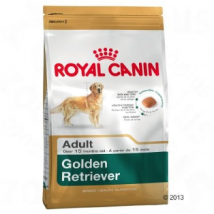 Royal Canin Breed Golden Retriever Adult - 2 x 12 kg