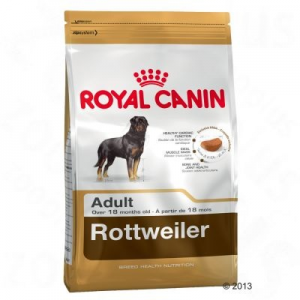 Royal Canin Breed Rottweiler Adult - 12 kg