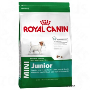 Royal Canin Size Royal Canin Mini Junior - 2 x 8 kg