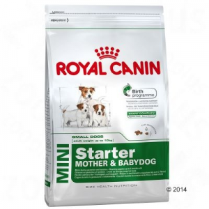 Royal Canin Size Royal Canin Mini Starter - 2 x 8,5 kg