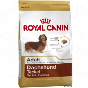 Royal Canin Breed Dachshund Adult - 2 x 7,5 kg