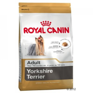 Royal Canin Breed Yorkshire Terrier Adult - 7.5 kg