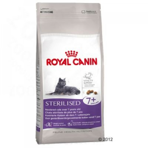 Royal Canin Sterilised +7 - 1,5 kg