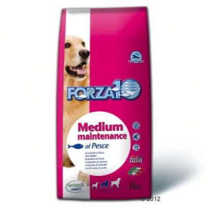 Forza10 Forza 10 Medium Maintenance halas kutyatáp - 2 x 15 kg