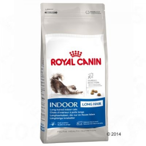 Royal Canin Indoor Long Hair 35 - 4 kg