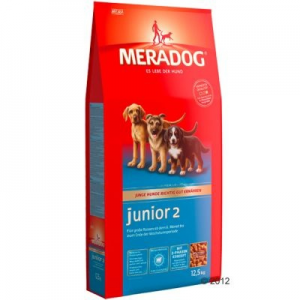 Mera Dog Junior 2 kölyöktáp - 12,5 kg