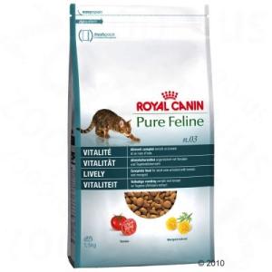 Royal Canin Pure Feline - vitalitásért - 2 x 3 kg