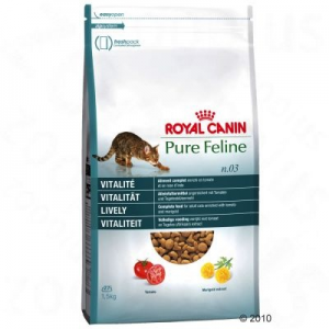 Royal Canin Pure Feline - vitalitásért - 1,5 kg