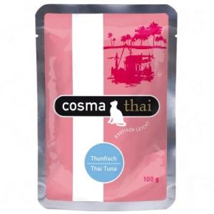 Cosma Thai tasakos 6 x 100 g - Csirke & csirkemáj