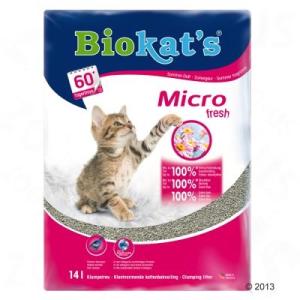 Biokat's Biokat´s Micro macskaalom - 14 l