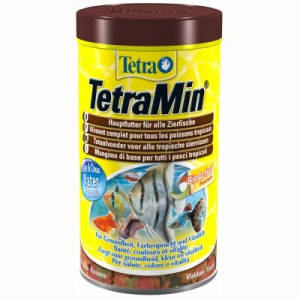 Tetra Min Fish Flakes díszhaltáp - 250ml