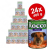 MATINA Menue óriáscsomag 24 x 400 g - bárány zöldség & rizs
