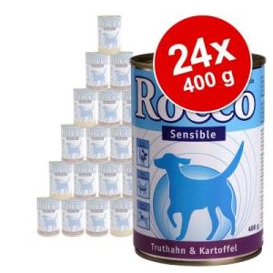 MATINA Sensible óriáscsomag 24 x 400 g - vad tésztával
