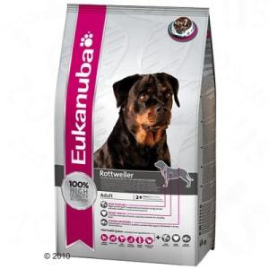 Eukanuba Breed Rottweiler - 2 x 12 kg