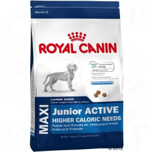 Royal Canin Size Royal Canin Maxi Junior Active - 15 kg