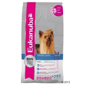 Eukanuba Breed Yorkshire Terrier - 3 x 2 kg