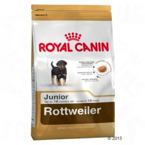 Royal Canin Breed Rottweiler Junior - 12 kg