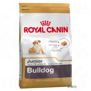 Royal Canin Breed Bulldog Junior - 12 kg