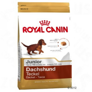 Royal Canin Breed Dachshund Junior - 1.5 kg