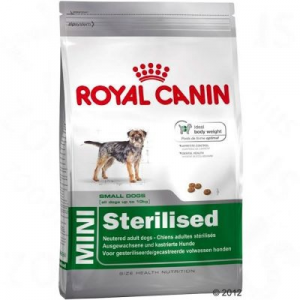 Royal Canin Size Royal Canin Mini Adult Sterilised - 8 kg