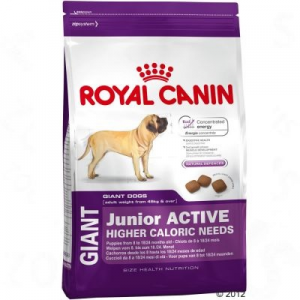 Royal Canin Size Royal Canin Giant Puppy - 15 kg