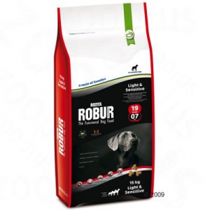 Bozita Light & Sensitive 19/07 - 12,5 kg