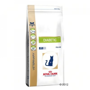 Royal Canin Veterinary Diet Royal Canin Diabetic DS 46 - cukorbetegségre - 2 x 3,5 kg