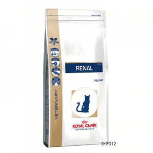 Royal Canin Veterinary Diet Royal Canin Renal RF 23 - veseelégtelenségre - 2 x 4 kg