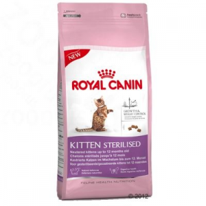 Royal Canin Kitten Sterilised - 4 kg