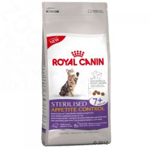 Royal Canin Sterilised 7+ Appetite Control - 1,5 kg