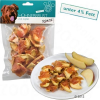 Dokas csirkehúsos és almás rágcsálnivaló - 70 g