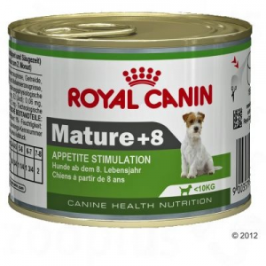 Royal Canin Size Royal Canin Mini Mature +8 - 12 x 195 g
