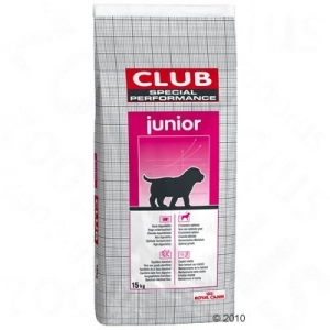 Royal Canin Special Club Performance Junior kutyatáp - 15 kg