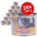 Smilla Kitten gazdaságos csomagolásban 24 x 200 g - Csirkehússal