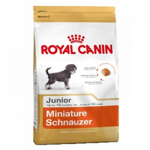Royal Canin Breed Miniature Schnauzer Junior - 1,5 kg