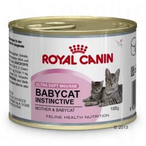 Royal Canin Babycat Instinctive - 12 x 195 g