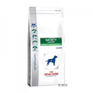 Royal Canin Veterinary Diet Satiety Support - 2 x 12 kg