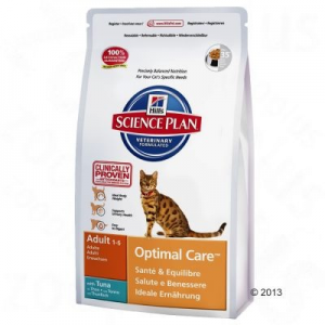 Hill's Feline Adult Optimal Care tonhalas 400 g