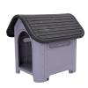Zooplus Polly műanyag kutyaház - H 74 x Sz 60 x M 66 cm