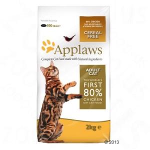 Applaws Csirkés felnőtt macskáknak - 7,5 kg