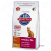 Hill's Feline Adult Sensitive Skin csirkés - 5 kg