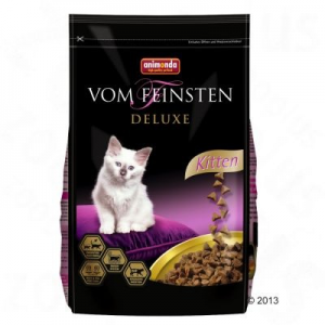 Animonda Deluxe Kitten - 2 x 10 kg