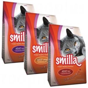 MATINA Adult Dry Food 3 változat vegyes csomagolásban - 3 x 1 kg