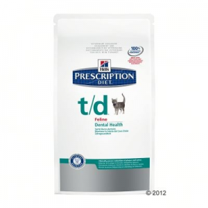 Hill's Prescription Diet Feline - T/D - 5 kg