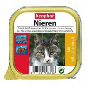 Beaphar Nieren veseproblémákra 6 x 100g - Kacshúsos