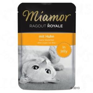 Finnern Ragout Royale, zselés 22 x 100 g - Pulykahúsos