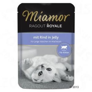 Finnern Ragout Royale 22 x 100 g kiscicáknak - Baromfihúsos