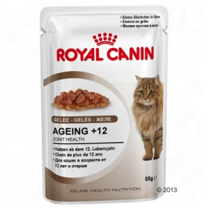 Royal Canin Ageing +12 zselében - 24 x 85 g