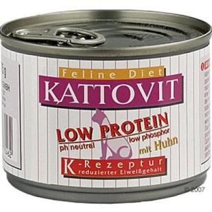 Finnern Low Protein 85 g - 6 x 85 g Bárányhúsos