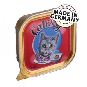 MATINA Vegyes csomagú Catessy Fine Paté - Különböző ízekkel 8 x 100 g